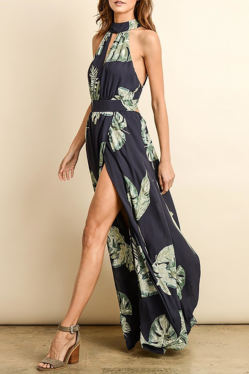 dress forum The Marcie Maxi - Side Cropped Image