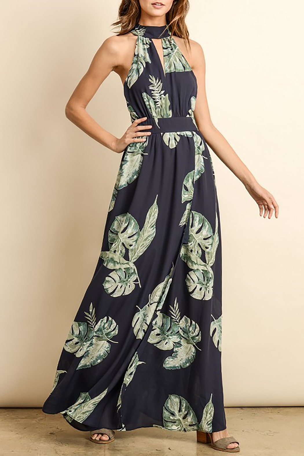 dress forum The Marcie Maxi - Front Full Image