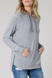 Zsupply The Marled Grey Sweater - Product Mini Image