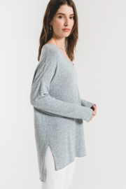 z supply THe Marled Sweater - Side cropped