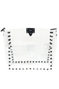 be clear handbags the maxwell - Product List Image