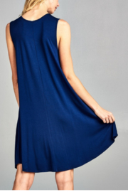 Cotton Blue The Megan - Front full body