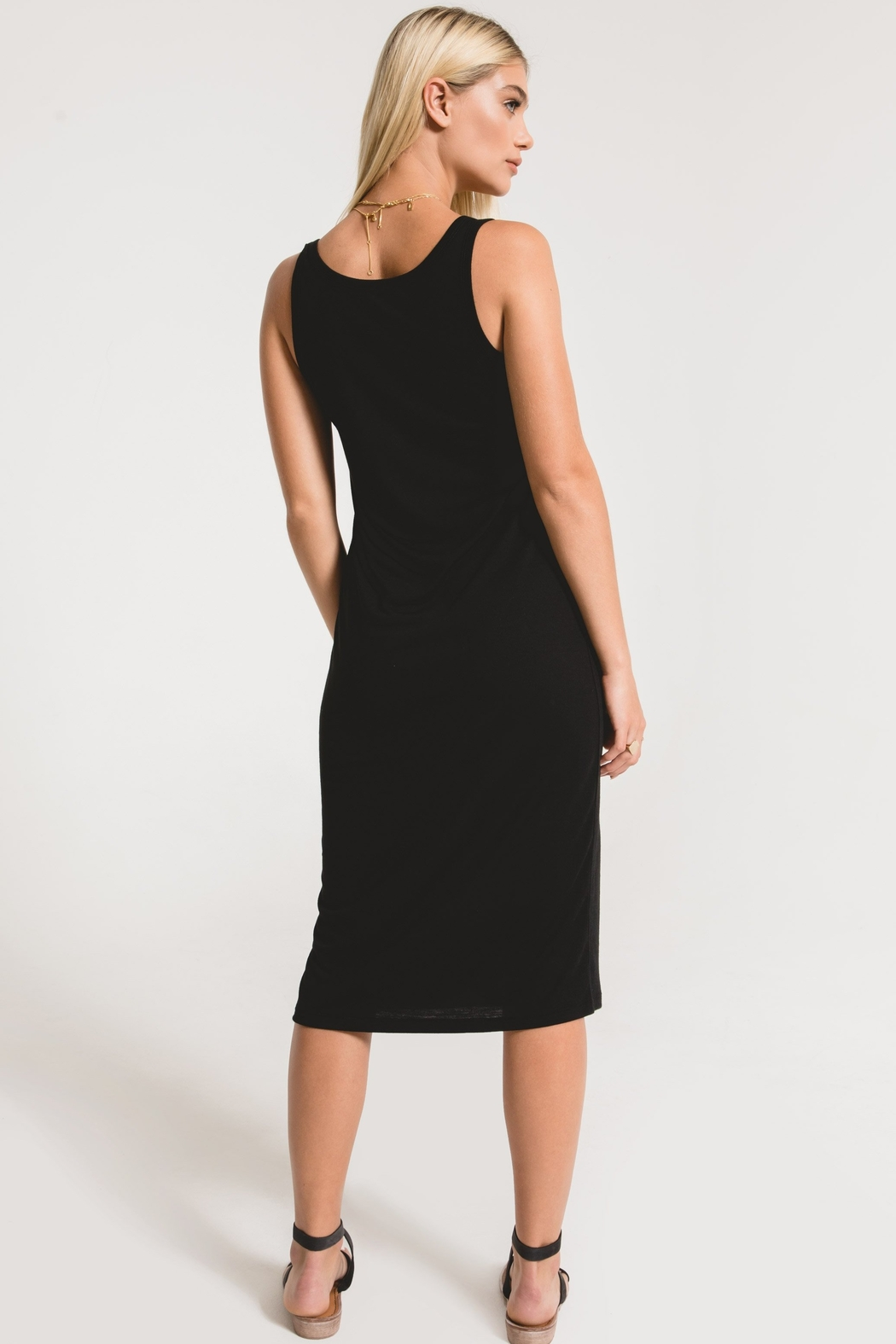 z supply The Meridian Dress - Side Cropped Image
