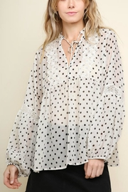 Umgee USA The Michelle Blouse - Front cropped
