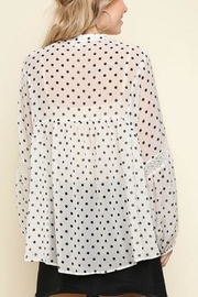 Umgee USA The Michelle Blouse - Side cropped
