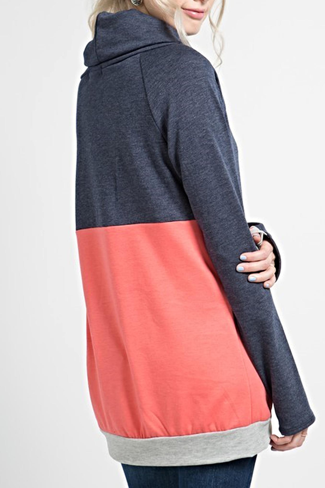 12pm by Mon Ami The Mimi Sweatshirt - Front Full Image