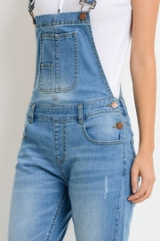 C'Est Toi The Mindy Overalls - Back cropped
