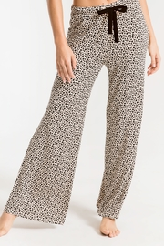 z supply The Mini Heart Wideleg Pant - Front cropped