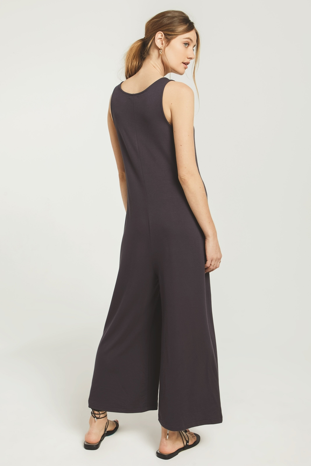 Z Supply  The Mojave Jumpsuit - Front Full Image