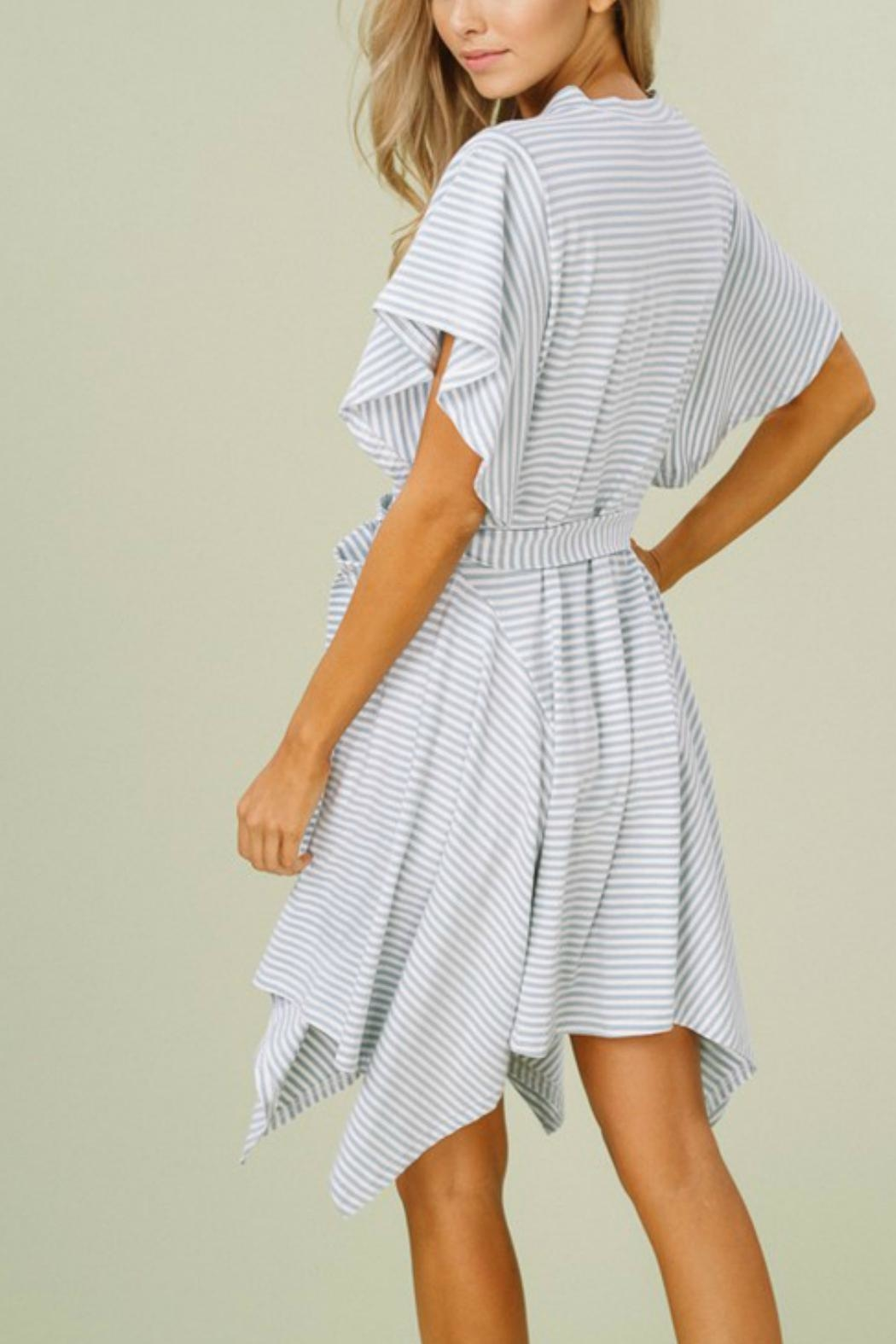 Listicle The Monica Dress - Side Cropped Image