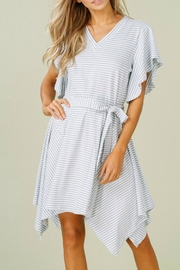 Listicle The Monica Dress - Front cropped