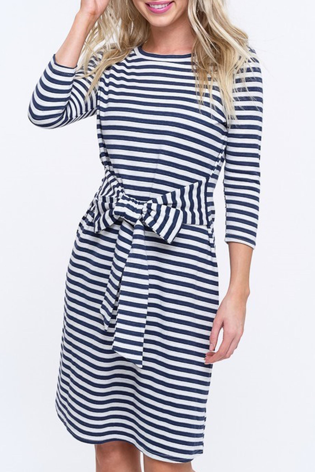 Listicle The Monika Dress - Front Cropped Image