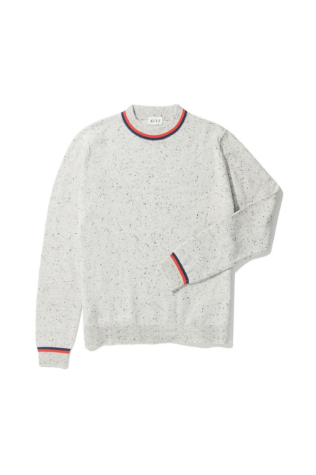 Kule The Montana Heather Grey Sweater - Front Full Image