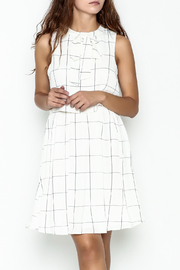 the moon Mad Men Dress - Front cropped