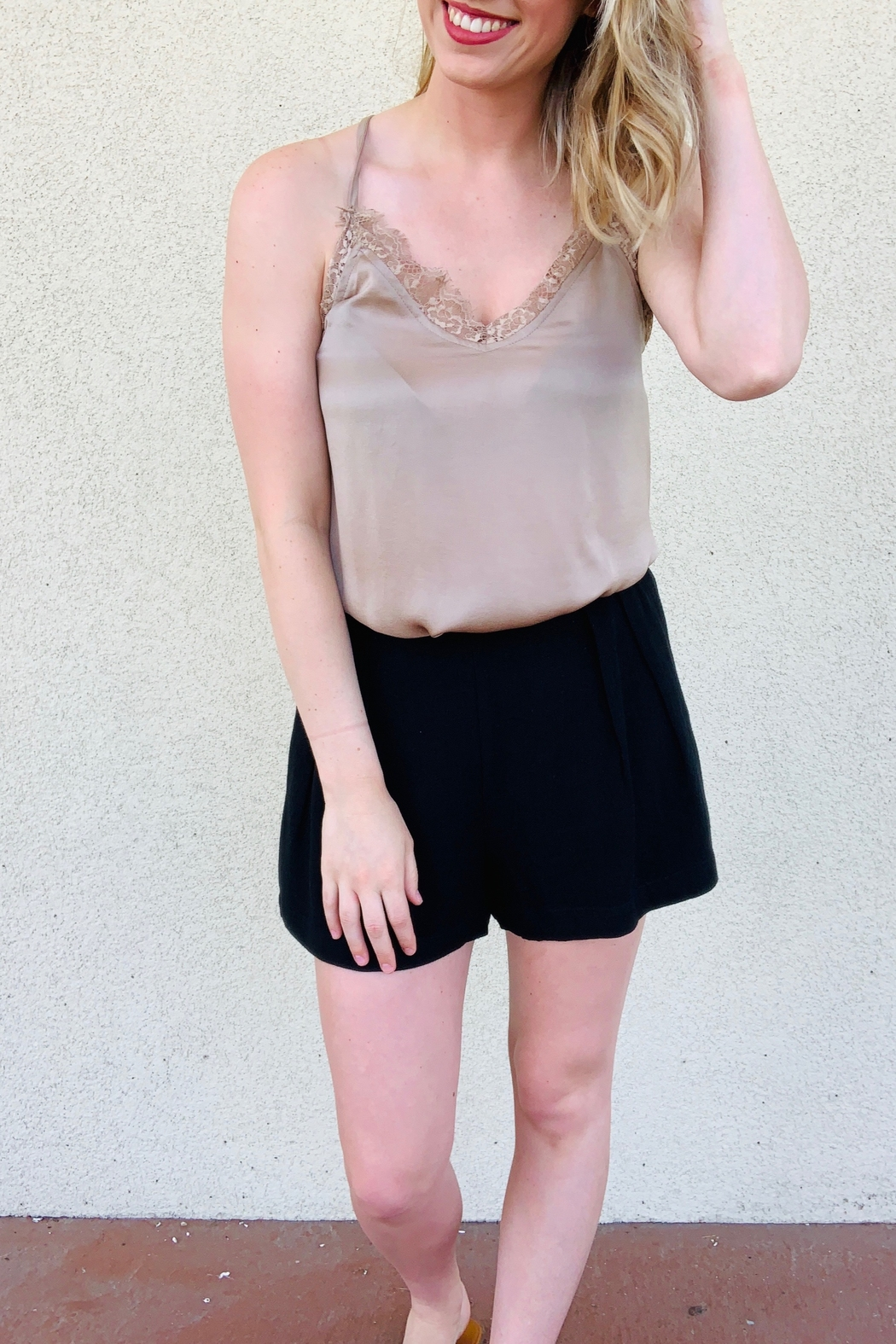Glam The Most Wanted bodysuit - Front Cropped Image