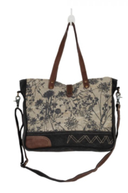 MarkWEST-Myra Bag The Mystique Messenger Bag - Product Mini Image