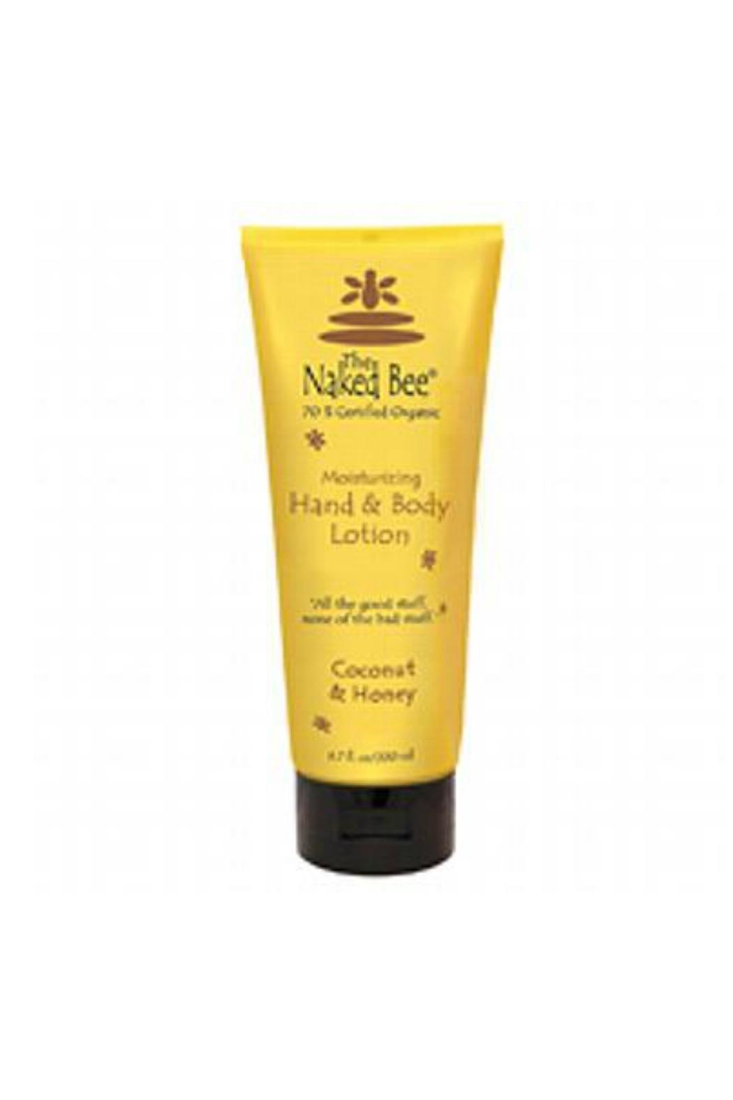 The Naked Bee Hand & Body Lotion - Front Cropped Image