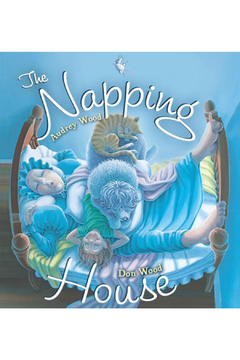 Houghton Mifflin Harcourt  The Napping House - Alternate List Image