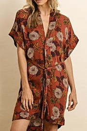 dress forum The Nell Wrap - Front cropped