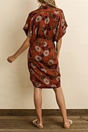 dress forum The Nell Wrap - Back cropped