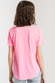 z supply The Neon V-Neck Tee - Side cropped