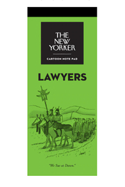 Nelson Line The New Yorker Lawyers Notepad - Product Mini Image