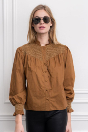 The Shirt Rochelle Behrens  The Nicole Shirt - Product Mini Image