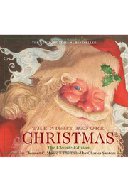 Simon and Schuster The Night Before Christmas: The Classsic Edition - Product Mini Image