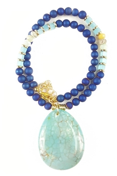 Fabulina Designs Nora Necklace - Product List Image