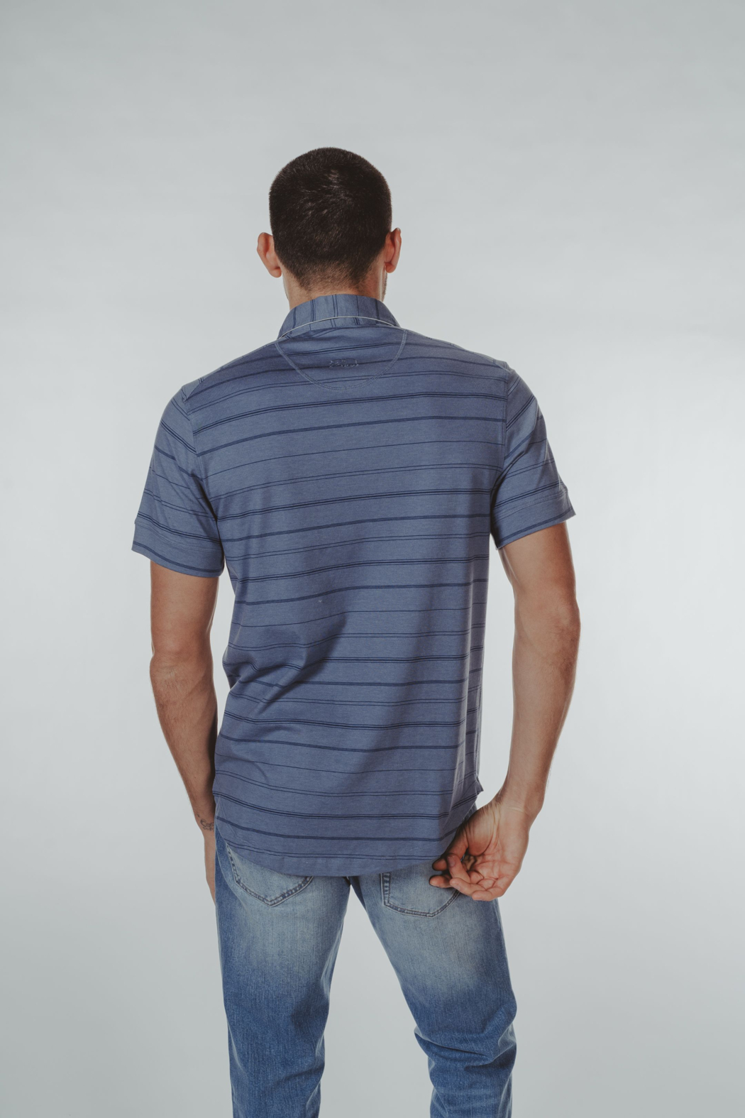 The Normal Brand Buttondown Shirt - Side Cropped Image