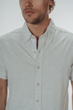 The Normal Brand Button Down Polo Shirt - Alternate List Image