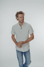 The Normal Brand Button Down Polo Shirt - Product Mini Image