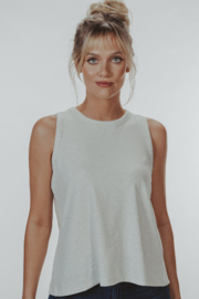 The Normal Brand Cross Back Tank - Product Mini Image