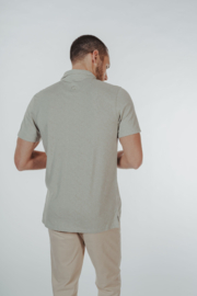 The Normal Brand Print Polo - Side cropped