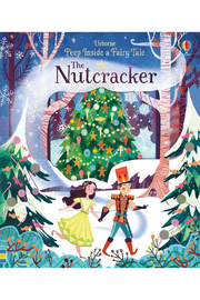 Usborne The Nutcracker Peek Inside A Fairy Tale - Product Mini Image