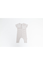 Greige The O.G. Bamboo Romper - Front cropped