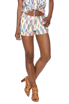 The Odells Ikat Shorts - Product List Image