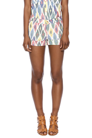 The ODells Ikat Shorts - Side cropped