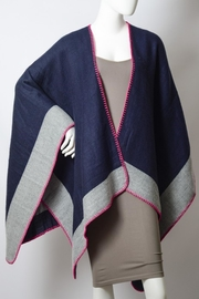 Leto The Ohcnop Poncho - Product Mini Image
