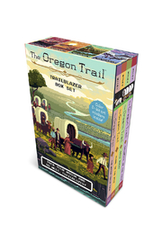 Houghton Mifflin Harcourt  The Oregon Trail Be A Trailblazer - Product Mini Image