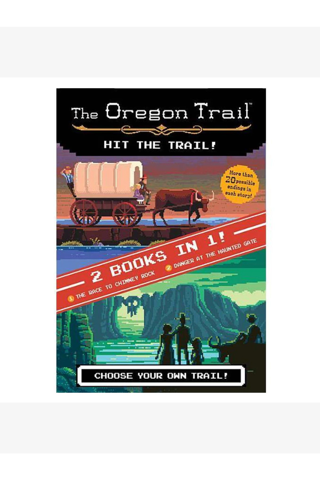 Houghton Mifflin Harcourt  The Oregon Trail Hit The Trail! - Main Image
