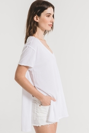 z supply The Organic Cotton Side Slit Tunic - Side cropped