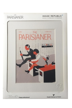 Image Rebuplic The Parisianer Illustration - Alternate List Image
