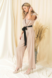 Jealous Tomato The Perfect Jumpsuit - Front full body