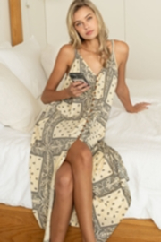 POL  The Perfect Paisley Midi Dress - Other