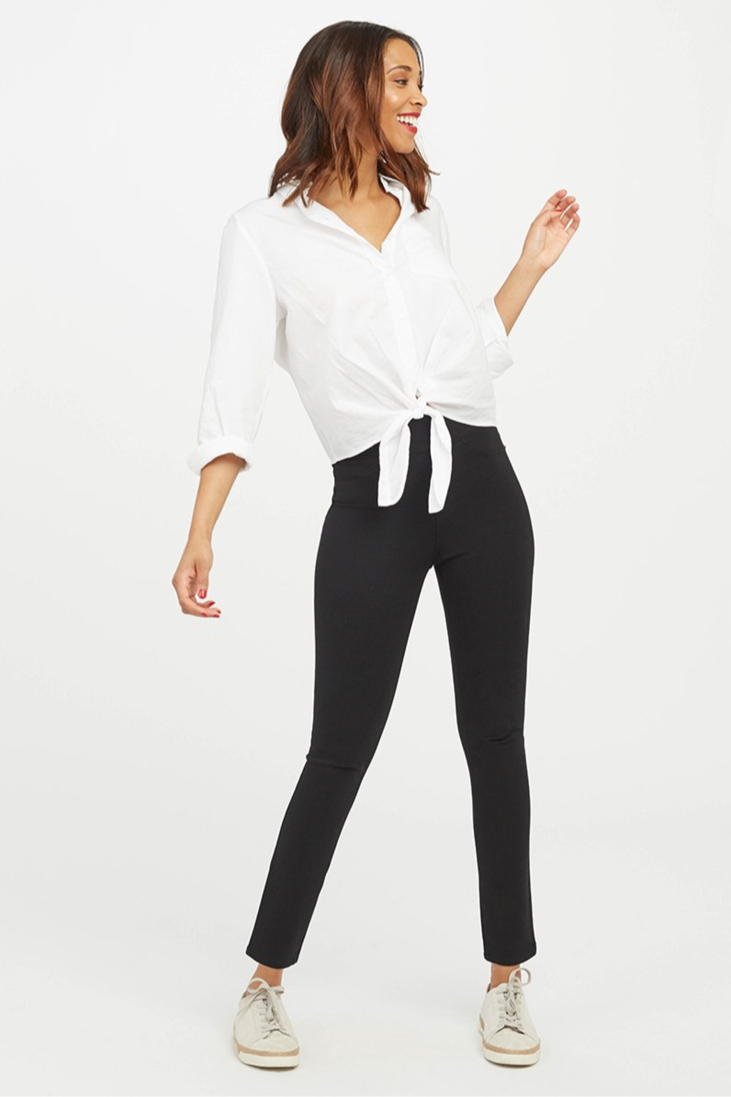 Spanx The Perfect Pant - Ankle 4 Pocket - Main Image