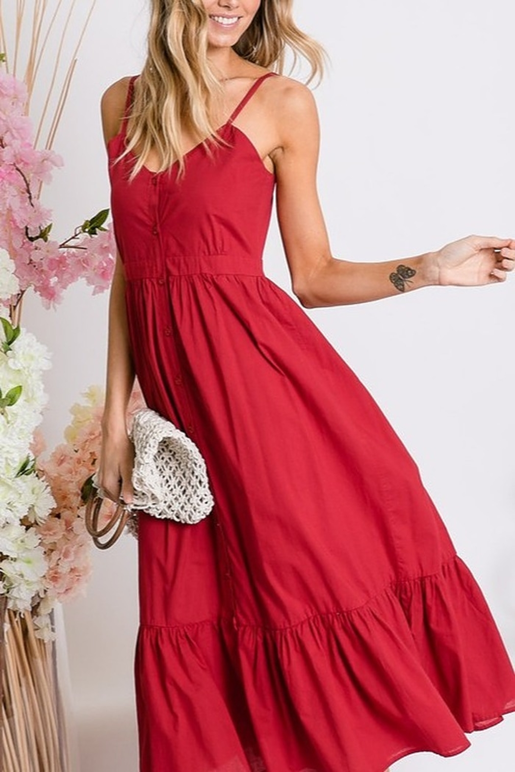 Lyn -Maree's The Perfect Red Dress - Main Image