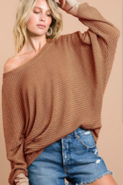 Bibi The Perfect Slouchy Thermal - Product Mini Image