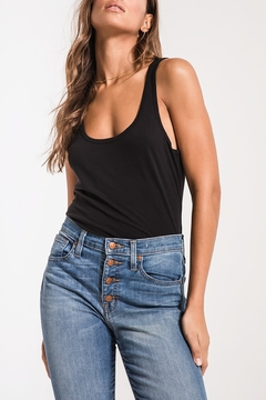 z supply The Perfect Tank Top - Product List Image