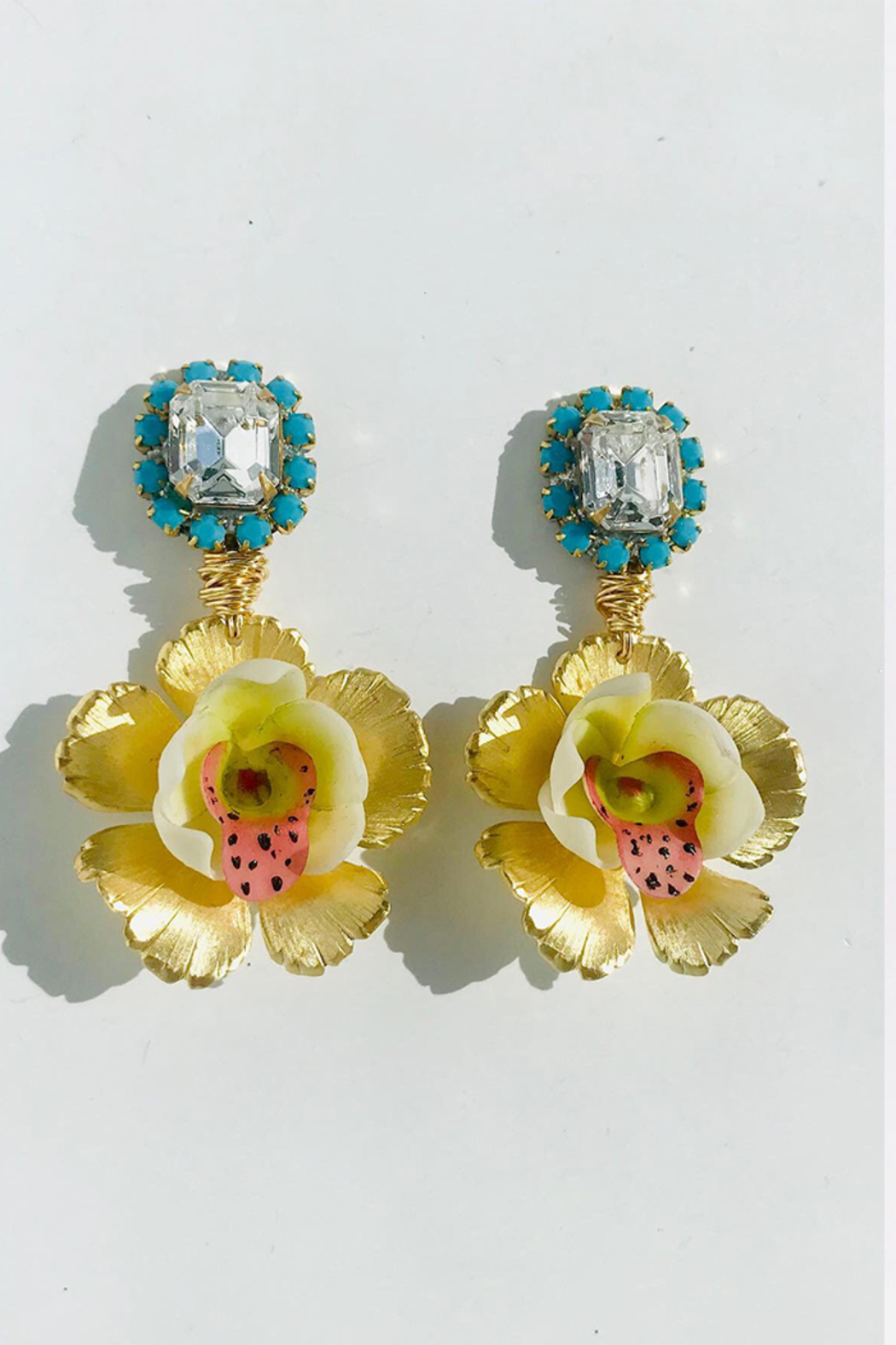 The Pink Reef Resort 2020 turquoise and golden orchid - Main Image